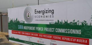 Sura Power project, CWG, Yemi Osinajo