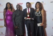 Ikechukwu Nnamani, Medallion Communication, Transformation Institute, Enterprise Award