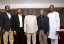 Engr. Edoyemi Ogah, Engr. Chukwuma Nwaiwu, Engr. Bako Wakil, Engr. S. Jumbo, Engr. Anthony Ikemefuna