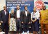 Dr. Yele Okeremi, Anthonia Okpaegbe, Olufemi Ake, Erhumu Bayagbon, Ronke Okeremi (Mrs), Olusola Ogunsola