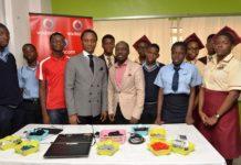 Vodacom Nigeria, Robotics