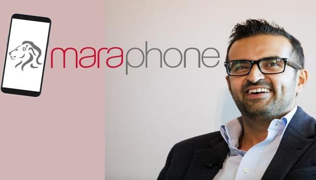 Ashish Thakkar, Smartphone, Maraphone Mara Group