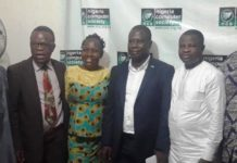 Adesola Aderounmu, Nigeria Computer Society