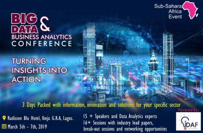 iDAF Conference, Data Anaylisis