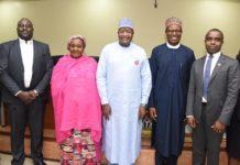 Oluwatosin BamideleMaryam Bayi, Prof. Umar Garba Danbatta, Gbenga Adebayo, Akinwale Goodluck