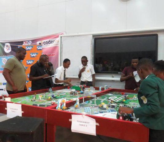 LEGO MINDSTORMS, FIRST LEGO , Nigerian Children