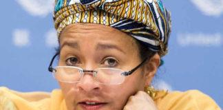 Amina mohammed, United nations, GSMA