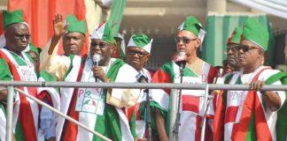 PDP, APC, INEC, Nigeria