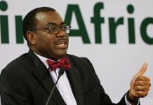 Akinwumi Adesina, African development Bank