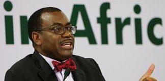 Akinwumi Adesina, African development Bank
