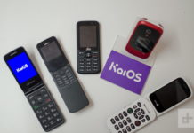 KaiOS Technologies, Smart feature phone, MTN