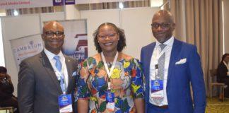 Tunde Obokhai, Lola Talabi-Oni, Theophilus Babatunde Mederios
