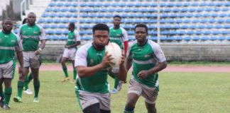 Nigeria, Rugby, Mike Archer