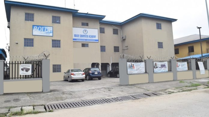 Rolof Computer Academy, Lucky Ofuafor