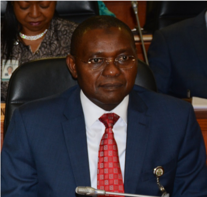 Dr. Mudashiru Olaitan , CBN, Fintech